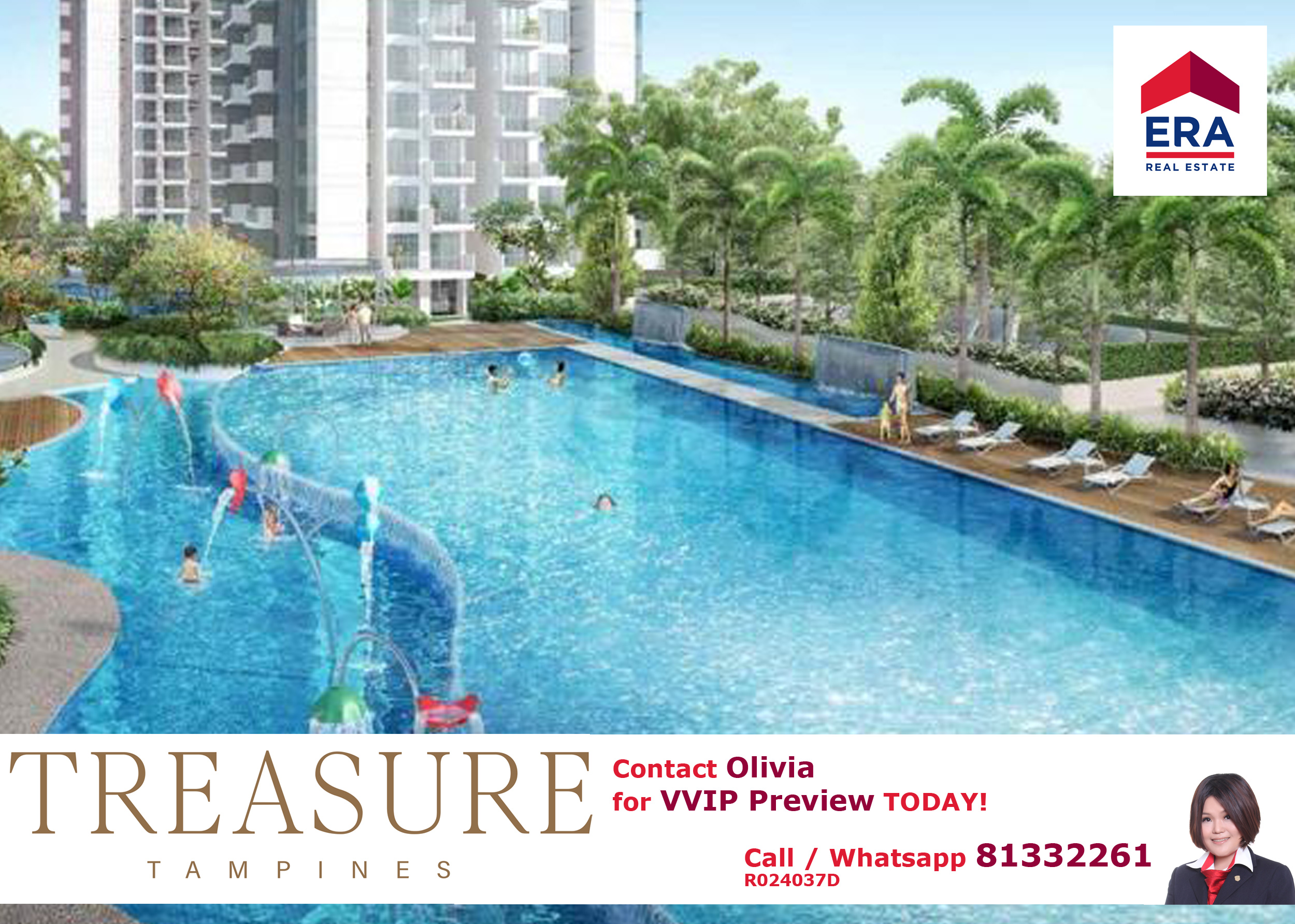 Treasure Tampines Condo | Treasure at Tampines